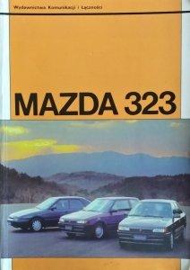 Mazda 323 • Od modeli 1989