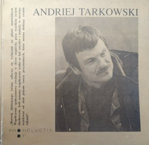 red. Bogusław Zmudziński • Andriej Tarkowski