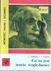 L. Landau • Co to jest teoria względności