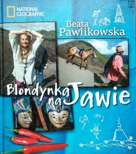 Beata Pawlikowska • Blondynka na Jawie
