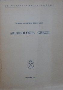 Maria Ludwika Bernhard • Archeologia Grecji