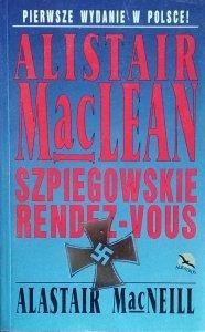Alistair MacLean • Szpiegowskie rendez-vous