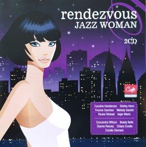 różni wykonawcy • Rendezvous. Jazz Woman • 2CD