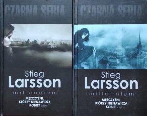 Stieg Larsson • Mężczyźni, którzy nienawidzą kobiet