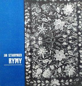 Jan Sztaudynger • Rymy
