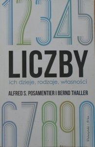 Alfred S. Posamentier, Bernd Thaller • LICZBY ich dzieje, rodzaje, właściwości
