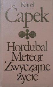 Karol Capek • Hordubal. Meteor. Zwyczajne życie