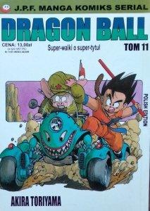 Akira Toriyama • Dragon Ball [Tom 11]