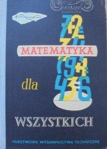 praca zbiorowa • Matematyka dla wszystkich