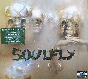 Soulfly • Omen • CD+DVD [Deluxe]