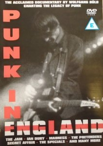 Various Artists • Punk in England • DVD