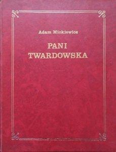Adam Mickiewicz • Pani Twardowska