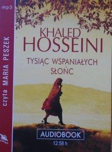 Khaled Hosseini • Tysiąc wspaniałych słońc [audiobook]