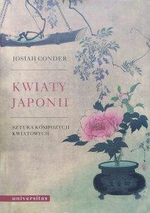 Josiah Conder • Kwiaty Japonii. Sztuka kompozycji kwiatowych