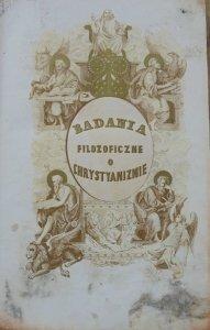August Nicolas • Badania filozoficzne o chrystyanizmie [1851]