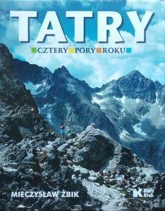 Mieczysław Żbik • Tatry. Cztery pory roku