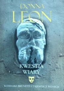 Donna Leon • Kwestia wiary