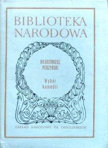 Włodzimierz Perzyński • Wybór komedii