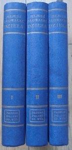 Juliusz Słowacki • Dzieła Juljusza Słowackiego [komplet] [Parnas Polski, 1933]