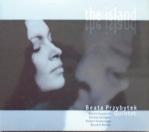 Beata Przybytek Quintet • The Island • CD