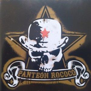 Panteón Rococó • Panteón Rococó [2008] • CD