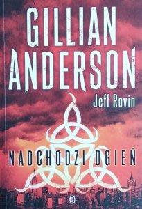 Gillian Anderson • Nadchodzi ogień