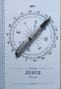 James Joyce • Ulisses [50 na 50]