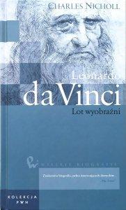 Charles Nicholl • Leonardo da Vinci. Lot wyobraźni