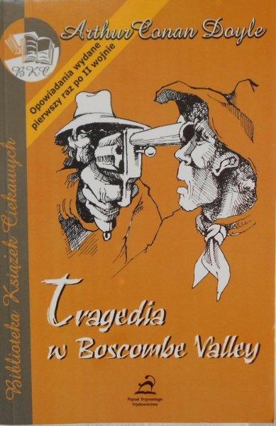 Arthur Conan Doyle • Tragedia w Boscombe Valley