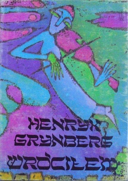 Henryk Grynberg • Wróciłem