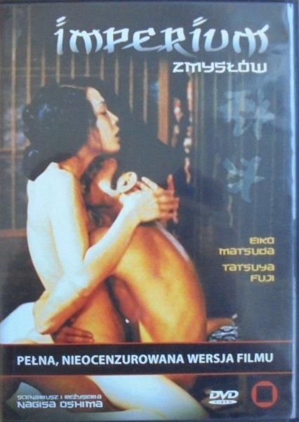 Nagisa Ôshima • Imperium zmysłów • DVD