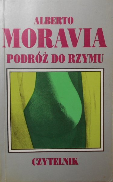 Alberto Moravia • Podróż do Rzymu