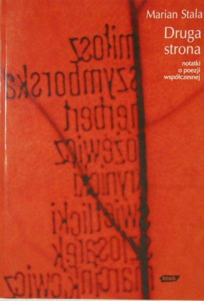 Marian Stala • Druga strona. Szymborska Herbert Różewicz