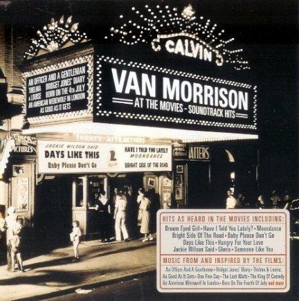 Van Morrison • At the Movies - Soundtrack Hits • CD