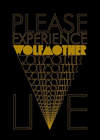 Wolfmother • Please Experience Wolfmother • DVD