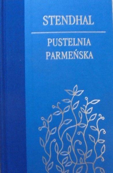 Stendhal • Pustelnia parmeńska [zdobiona oprawa]