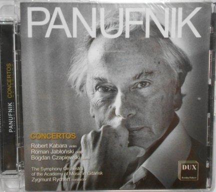 Andrzej Panufnik • Concertos • CD