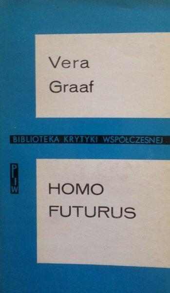 Vera Graaf • Homo futurus. Analiza współczesnej science fiction