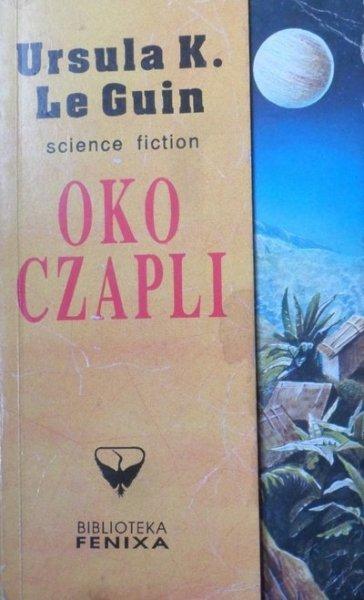 Ursula K. Le Guin • Oko czapli