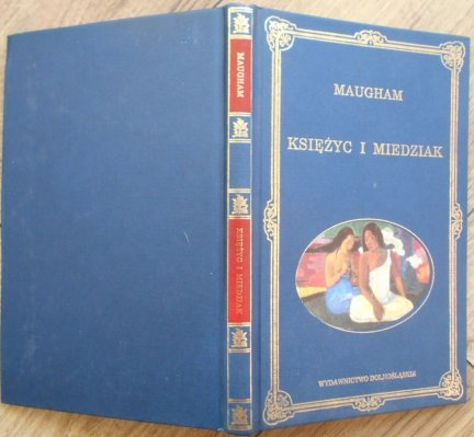 William Somerset Maugham • Księżyc i miedziak