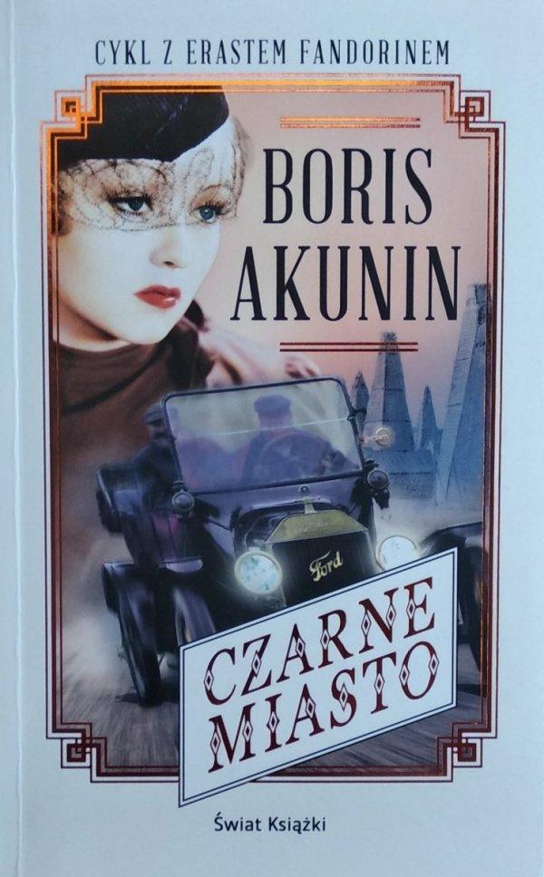 Boris Akunin • Czarne Miasto
