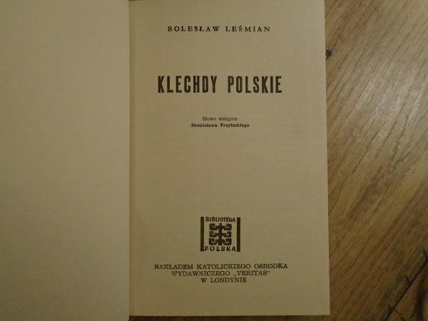 Bolesław Leśmian • Klechdy polskie [Veritas]