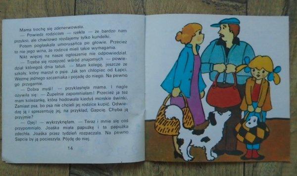 Marian Orłoń • Komu kundelka, komu? [Julitta Karwowska-Wnuczak] [Poczytaj mi mamo]