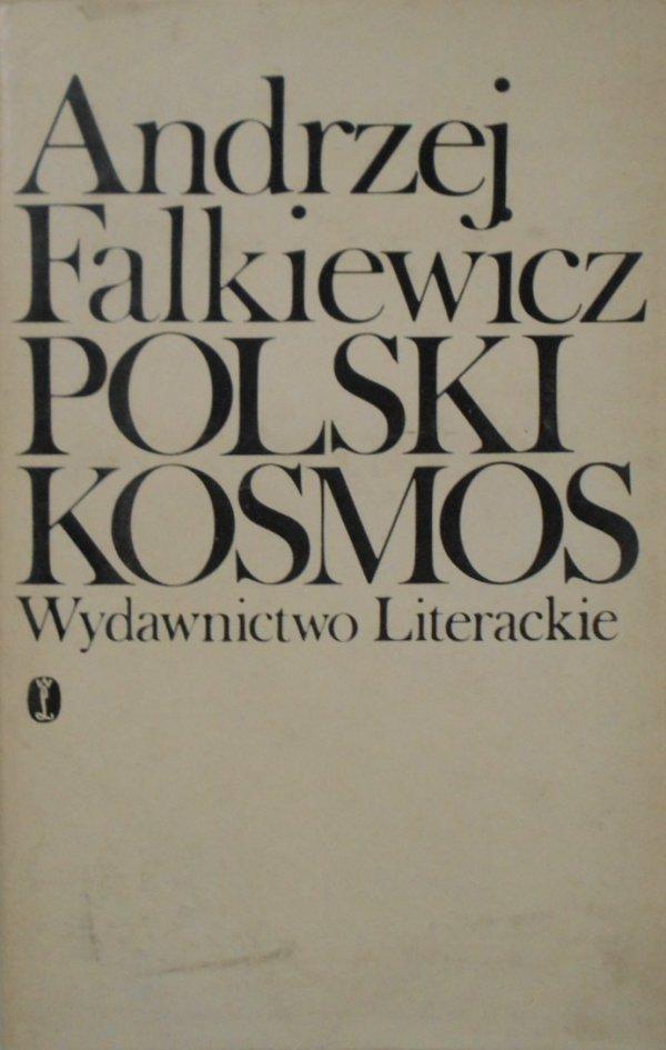 Andrzej Falkiewicz • Polski kosmos. Gombrowicz
