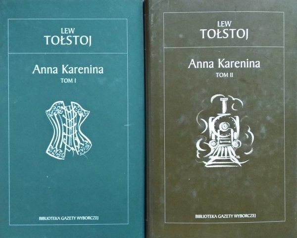 Lew Tołstoj • Anna Karenina