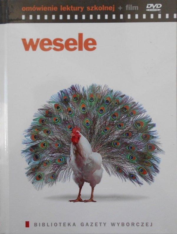 Andrzej Wajda • Wesele + omówienie lektury szkolnej • DVD