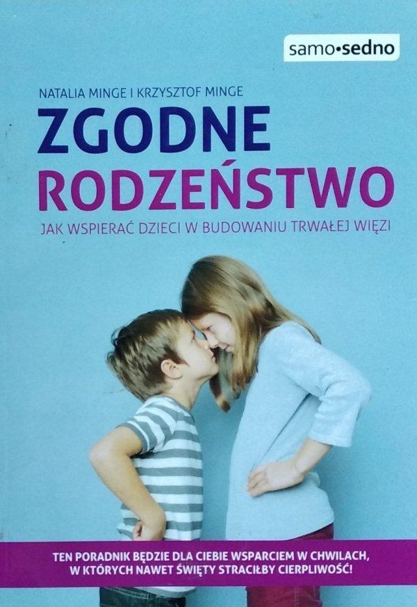 Natalia Krzysztof Minge • Zgodne rodzeństwo