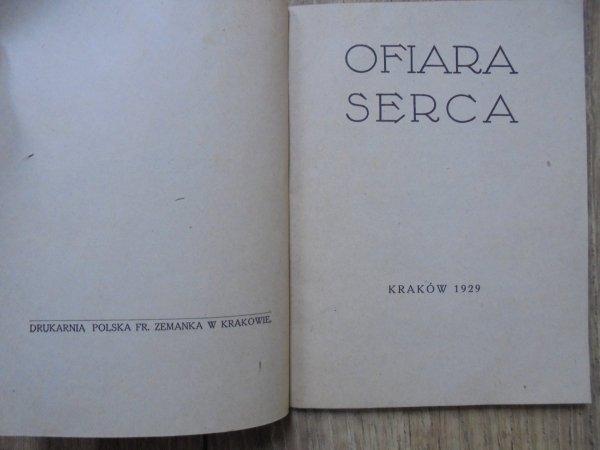 Ofiara Serca [1929]