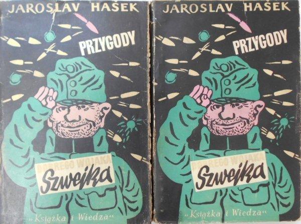 Jaroslav Hasek • Przygody dobrego wojaka Szwejka