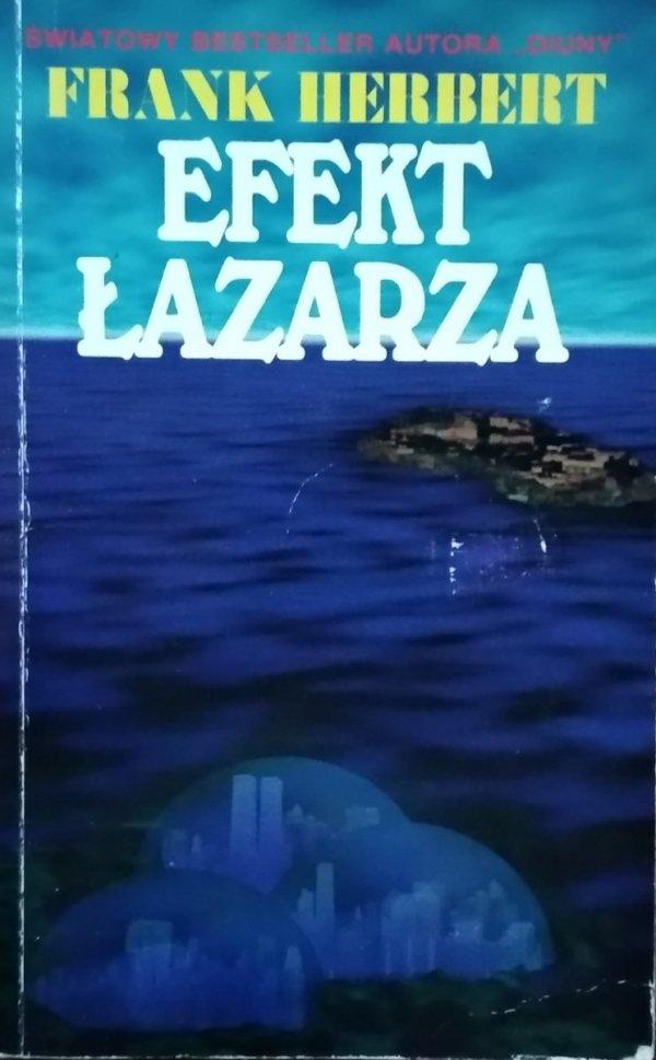 Frank Herbert • Efekt Łazarza